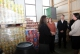 Predsednica Jahjaga je posetila narodnu kuhinju u selo Prekoce u Novo Brdo