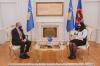 Presidentja Osmani u takua me shefin e Misionit të OSBE-së në Kosovë, Michael Davenport