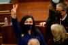 """Nova predsednica Kosova kaže da Srbija treba da odgovara za """"genocid"""""""