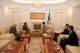 President Jahjaga received a delegation of the Veterans Association of the ANLW