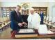 Sveti Otac primio predsednika Thaçi, Kosovo zemlja tolerancije među narodima