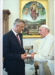 The Holy Father receives President Thaçi; Kosovo a country of tolerance between peoples