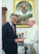 Ati i Shenjtë priti presidentin Thaçi, Kosova vend i tolerancës mes popujve