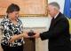 VD Predsednika Republike Kosova, dr. Jakup Krasnići je dočekao ambasadora Češke, Janina Hrebickova