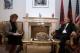 Presidenti Sejdiu takoi shefen e zyrës finlandeze në Prishtinë