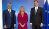 Presidenti Thaçi bisedoi me Presidentin e Serbisë për vazhdimin e dialogut ndërshtetëror