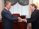 President Pacolli receives the new United Kingdom's Ambassador to Kosovo Ian Cliff