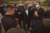 Presidentja Osmani së bashku me Kryetarin Konjufca bënë homazhe në kompleksin memorial në Çikatovë të Vjetër dhe në Poklek_18