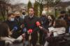 Presidentja Osmani së bashku me Kryetarin Konjufca bënë homazhe në kompleksin memorial në Çikatovë të Vjetër dhe në Poklek_9