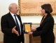 President Jahjaga received a delegation of the University of Prishtina