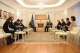 President Thaçi meets Commissioner Hahn, they discuss the European perspective of Kosovo