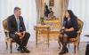 Presidentja Osmani takoi Presidentin kroat, Zoran Milanoviq