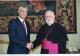 Presidenti Thaçi takoi Sekretarin e Vatikanit për Marrëdhëniet me Shtetet, imzot Gallagher