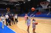 Presidentja Osmani ka vizituar basketbollistet e përfaqësueses A të Kosovës