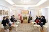 Presidenti Thaçi priti Konteshën Sophie të Wessex, biseduan për të arriturat dhe sfidat në ballafaqimin me të kaluarën