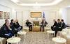 Predsednik Thaçi odlikovao komandanta italijanskih karabinjera na Kosovu