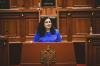 Govor v.d. predsednice Vjose Osmani u Skupštini Albanije
