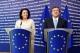 PRESS CONFERENCE- PRESIDENT JAHJAGA- PRESIDENT OF THE EUROPEAN COMMISSION JOSE MANUEL BARROSO