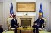 Presidenti Thaçi priti Ndihmës-sekretarin e Mbrojtjes së SHBA-së, Robert S. Karem