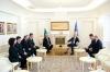 Presidenti Thaci pranoi letrat kredenciale nga ambasadori i Bullgarisë