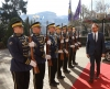 President Thaçi receives the letters of credence of the Ambassador of Denmark