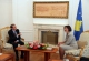 President Atifete Jahjaga met the Ambassador of The United Kingdom in Kosovo, Ian Cliff