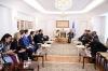 Presidenti Thaçi priti një delegacion me deputetë austriakë