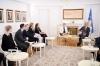 Predsednik Thaçi dočekao je delegaciju austrijskih poslanika