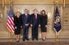 Presidenti Thaçi udhëton për SHBA, merr pjesë në pritjen e presidentit Trump