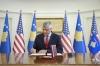 Presidenti Thaçi nderon presidentin Trump me urdhrin më të lartë shtetëror dhe e fton ta vizitojë Kosovën