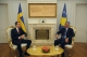 President Thaçi received the credentials of the first resident Ambassador of Sweden in Kosovo
