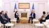 """Presidenti ndan titullin """"Qytetar i Merituar i Republikës së Kosovës"""" për Vasfije Krasniqi-Goodman"""
