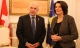 President Jahjaga received the President of the Swiss Confederation, Mr. Ueli Maurer