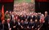 """Presidenti Thaçi për batalionin """"Atlantiku"""": Misionin për atdheun e kreu ballëhapur"""