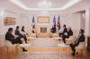 Predsednica Osmani diskutovala je sa predstavnicima tri organizacije OUN-a o prihvatanju građana iz Avganistana