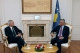 Predsednik Thaçi dočekao je na oproštajnom sastanku šefa OEBS-a, ambasadora Schlumberger