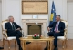 President Thaçi received in a farewell meeting the Head of the OSCE, Ambassador Schlumberger