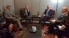 Presidenti Thaçi takoi në Nju Jork Kryeministrin e Maltës, Joseph Muscat