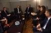 Presidenti Thaçi takoi në Nju Jork Presidentin e Këshillit Evropian, Donald Tusk