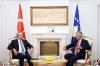 Predsednik Thaci dočekao na sastanku ministra spoljnih poslova Turske Mevlüta Çavuşoğlu
