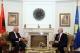 Predsednik Sejdiu je dočekao bivšeg Predsednika Albanije, g-dina Alfred Moisiu