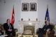Presidenti Sejdiu priti Nënsekretarin e shtetit të Ministrisë së Punëve të Jashtme të Turqisë, z. Ertuğrul Apakan