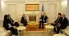 President Thaçi received the former President of the Parliament of Austria, Dr. Andreas Khol