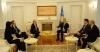 Presidenti Thaçi priti ish kryeparlamentarin e Austrisë, Dr. Andreas Khol