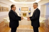 President Thaçi received the credentials of new Ambassador of Honduras