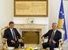 Presidenti priti një delegacion të komunitetit turk, uron për ditën e tyre