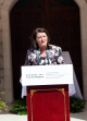 President Jahjaga's speech at the inauguration ceremony of the Stone of Peace
