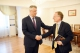 """President Thaçi honors Sir Noel Malcolm with the presidential """"Gold Medal of the League of Prizren"""""""
