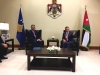 Predsednik Thaçi se sastao sa kraljem Hašemitskog Kraljevstva Jordana, Abdullah II bin Al-Hussein