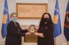 Predsednica ženama iz Kruše: Vi čvrsto stojite na stubovima naše Republike, a mi  ćemo čvrsto stajati za vas i uz vas sve do postizanja pravde